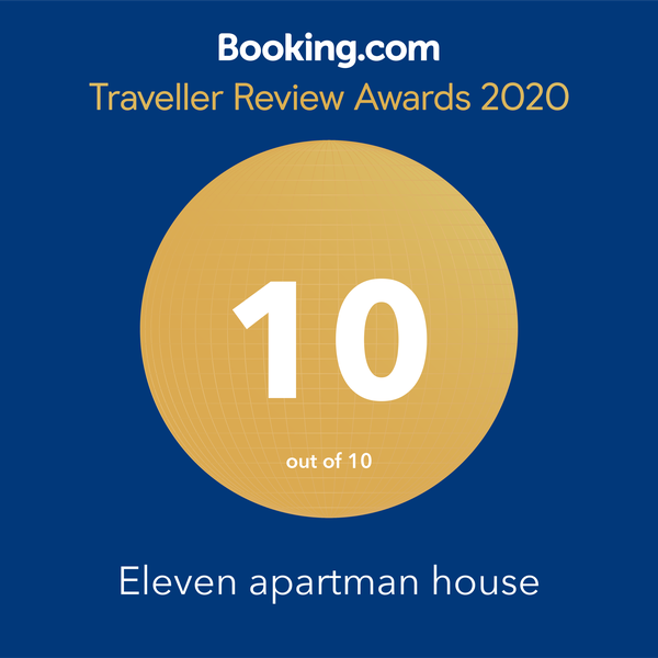 Booking review awards